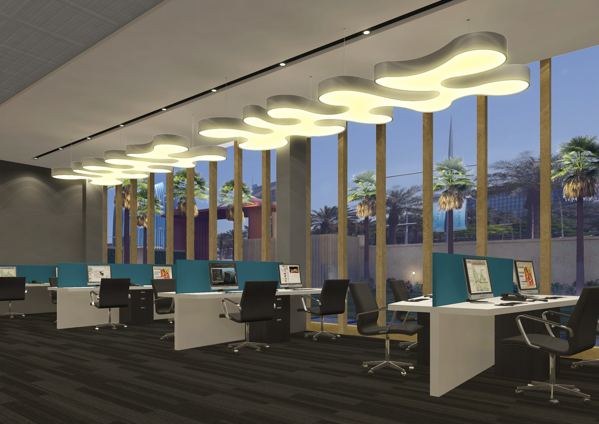 Commercial Spaces Redefined