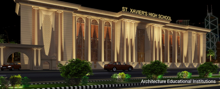 Architecture Firm For School