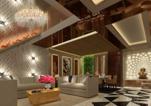 A Luxurious Bliss: Designed by Acanthus